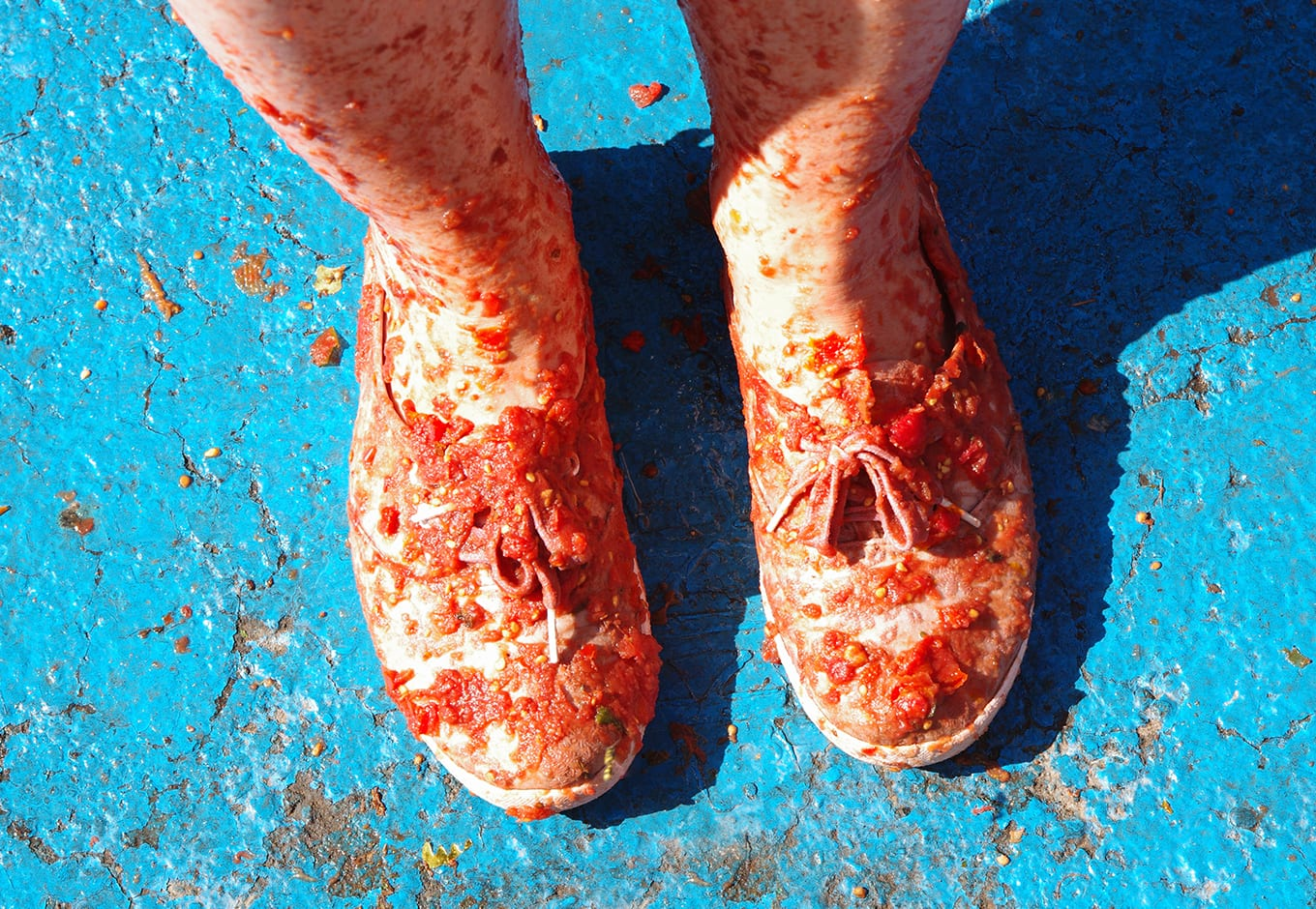 la tomatina what to do
