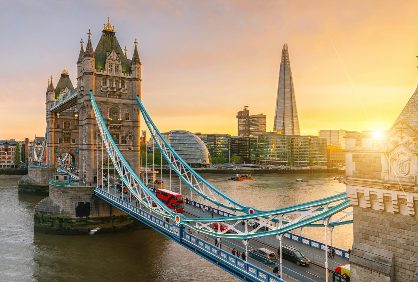 The Ultimate London Bucket List